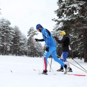 perfeccionamiento esqui de fondo 3